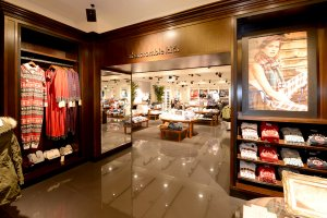 Abercrombie & Fitch, Mall of the Emirates, Dubai