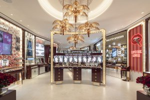 Charlotte Tilbury, Dubai Mall