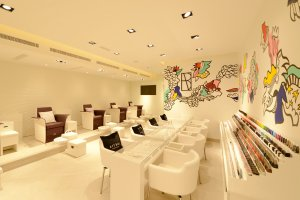 tns - The Nail Spa, Mall of the Emirates, Dubai