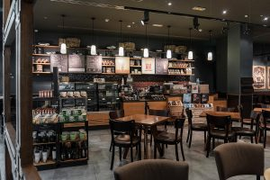 Starbucks, Dubai Festival City