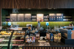 Starbucks, The Avenues - Bahrain