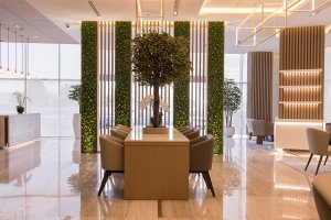 Sales Office, Sky Gardens by RAFAL, Riyadh