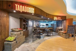 Taqado Mexican Kitchen, Dubai Media City