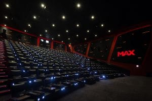 VOX Cinemas at Nakheel Mall, The Palm Jumeirah, Dubai