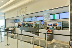 VOX Cinemas at The Roof, Riyadh