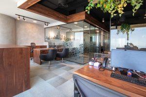 Havelock One Interiors Abu Dhabi Office