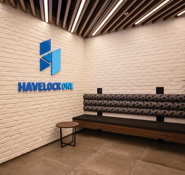 Havelock One Interiors – New Office