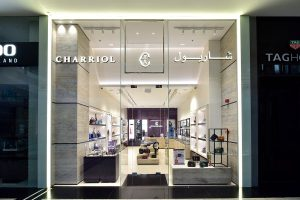 Turnkey fit-out: Charriol BCC