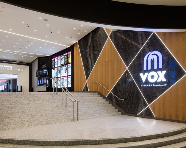 Havelock One Interiors fitted out five cinemas under the VOX Cinemas brand this year, three in the UAE and two in KSA.