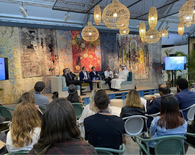 The Downtown Design 2019 exhibition at d3 was a feat for the eyes - and the panel discussions around design were truly inspiring!