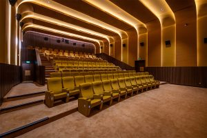 1954 Film House in Kuwait