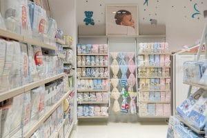 Mothercare store at Riyadh Park