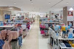 Mothercare store at Riyadh Park