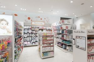 Mothercare store at The Avenues - Bahrain