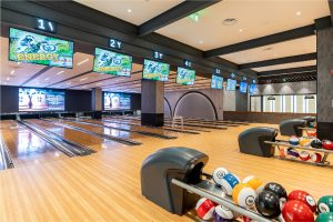 Yalla! Bowling at Atyaf Mall, Al Yarmook, Riyadh