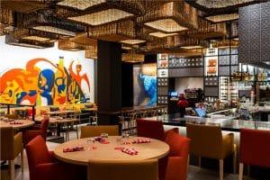 Salero Bahrain at The Westin City Centre Hotel