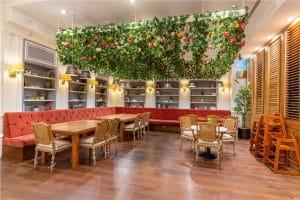 L'ETO CAFFE Riyadh Park, turnkey fit-out by Havelock One