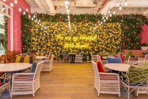 Secret Garden Riyadh Park, turnkey fit-out by Havelock One